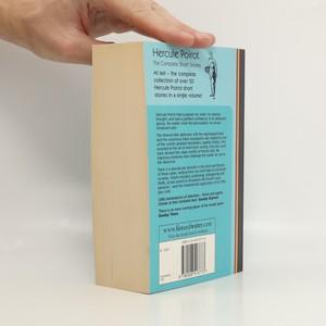 antikvární kniha Hercule Poirot : the complete short stories, 1999