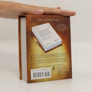 antikvární kniha The Secret Daily Teachings, neuveden