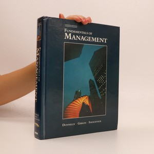 náhled knihy - Fundamentals of management