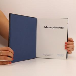 antikvární kniha Management, 1989