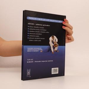 antikvární kniha Džudo : průvodce bojovým uměním, 2009