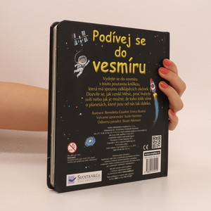 antikvární kniha Podívej se do vesmíru, neuveden