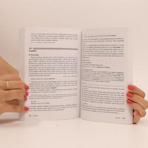 antikvární kniha Český jazyk. Přehled učiva základní školy s cvičeními a klíčem, 2005