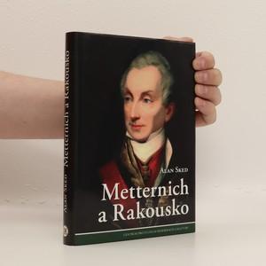 náhled knihy - Metternich a Rakousko
