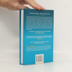 antikvární kniha Cesta za sny mého otce , 2009