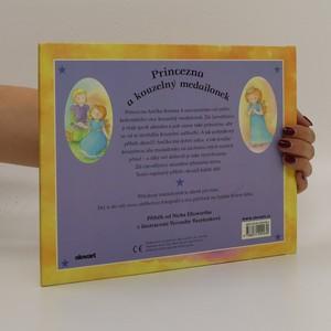 antikvární kniha Princezna a kouzelný medailonek, 2007