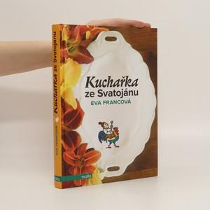 náhled knihy - Kuchařka ze Svatojánu