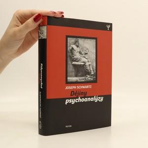 náhled knihy - Dějiny psychoanalýzy