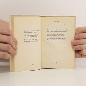 antikvární kniha Chrysantémy, 1958
