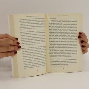 antikvární kniha Vybrané kapitoly z psychologie, 2011