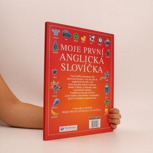 antikvární kniha Moje první anglická slovíčka, 2009
