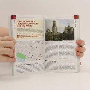 antikvární kniha Paříž. Výlety na víkendy, 2014