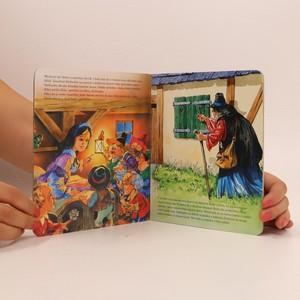 antikvární kniha Sněhurka a sedm trpaslíků, 1999