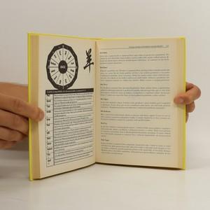 antikvární kniha Velká kniha čínských horoskopů, 1997, 1996