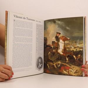 antikvární kniha Velké bitvy slavných vojevůdců, neuveden