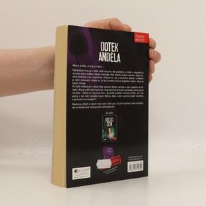 antikvární kniha Dotek anděla, 2014