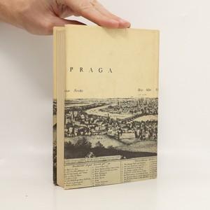 antikvární kniha Magická Praha, 1978