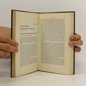 antikvární kniha The use of terror: The Soviet secret police, 1972