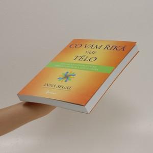 antikvární kniha Co vám říká vaše tělo, 2017