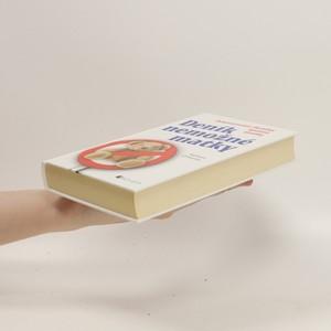 antikvární kniha Deník nemožné matky, 2007