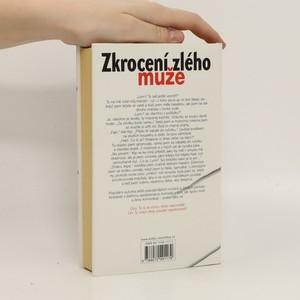 antikvární kniha Zkrocení zlého muže, 2002