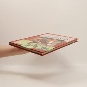 antikvární kniha Moja veĺká kniha o koňoch, 2012