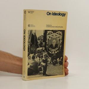 náhled knihy - On ideology