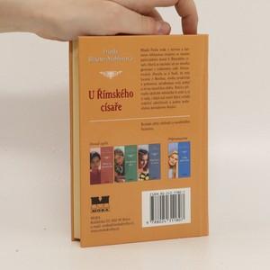 antikvární kniha U Římského císaře, 2003