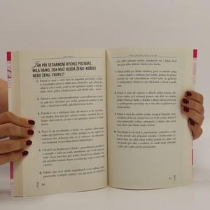antikvární kniha Jednejte jako dáma, myslete jako muž, 2010
