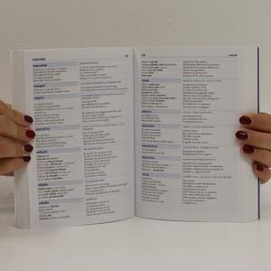 antikvární kniha Česko-italský mluvník, 2010