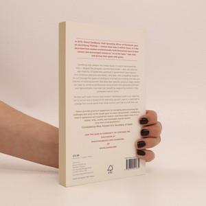 antikvární kniha Lean in, 2013