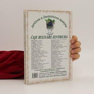 antikvární kniha Česká biokuchařka. Vaříme z biopotravin, 2001
