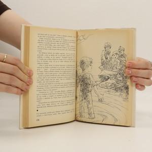 antikvární kniha Tajomstvo prúteného košíka, 1980