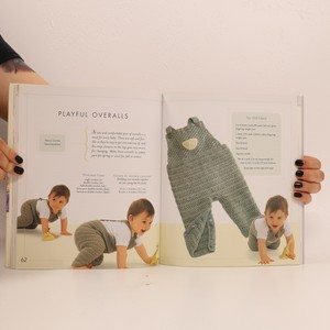 antikvární kniha Simple Crochet for Cherished Babies, 2003