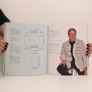 antikvární kniha The crochet dude's designs for guys, 2008