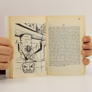 antikvární kniha Ostrov vyhnanců, 2000