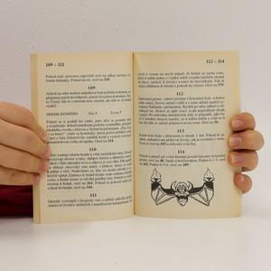 antikvární kniha Černé stíny, 2001