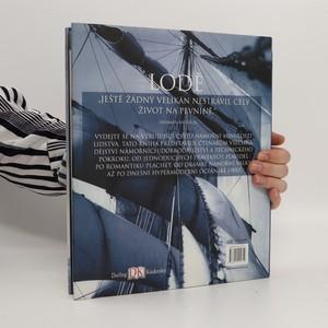 antikvární kniha Lodě : 5000 let námořních dobrodružství, 2005
