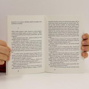 antikvární kniha Velká trojka, 1998