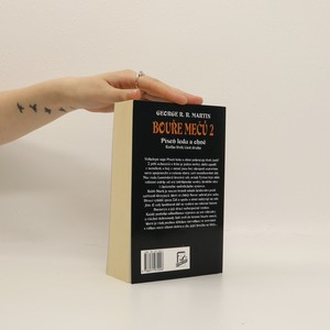 antikvární kniha Bouře mečů 2 – Píseň ledu a ohně (kniha třetí), 2002