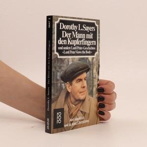 náhled knihy - Der Mann mit den Kupferfingern