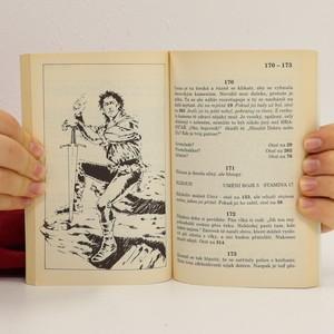 antikvární kniha V bažinách škorpiónů, 1998