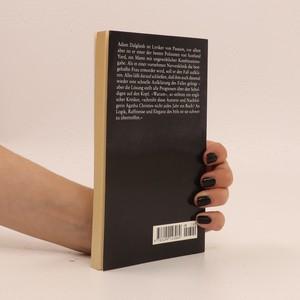 antikvární kniha Eine Seele von Mörder, 1993