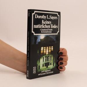 náhled knihy - Keines natürlichen Todes