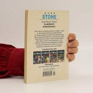 antikvární kniha Tajemství zasvěcenců, 2000