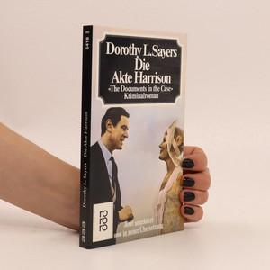 náhled knihy - Die Akte Harrison