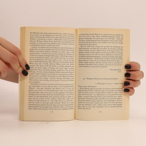 antikvární kniha Die Akte Harrison , 1993
