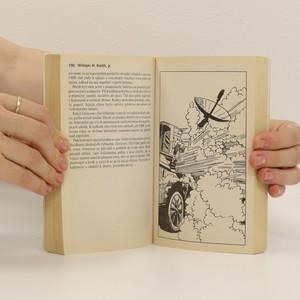 antikvární kniha Cena slávy, 1996