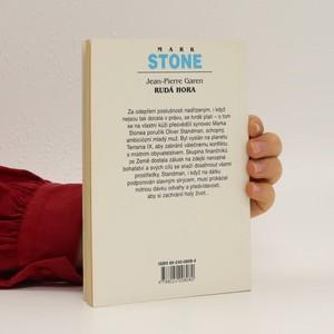 antikvární kniha Rudá hora, 1999