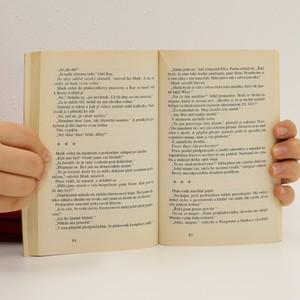 antikvární kniha Beznadějné pátrání, 1999